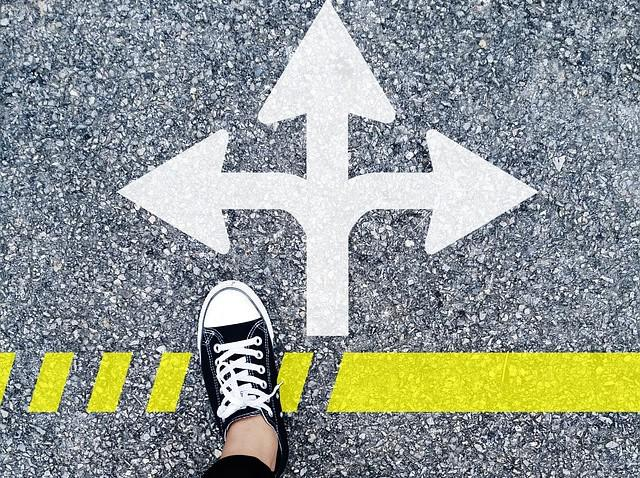Choose Right Direction